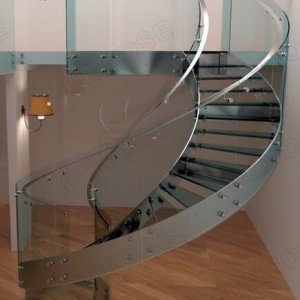 Sac Yanaklı Merdiven